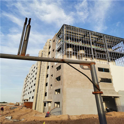 泄爆墙加油站纤维增强水泥板泄爆墙