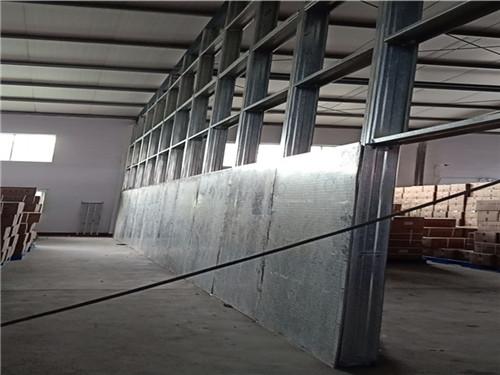 防爆墙与轻质泄爆墙设计施工加固与构造